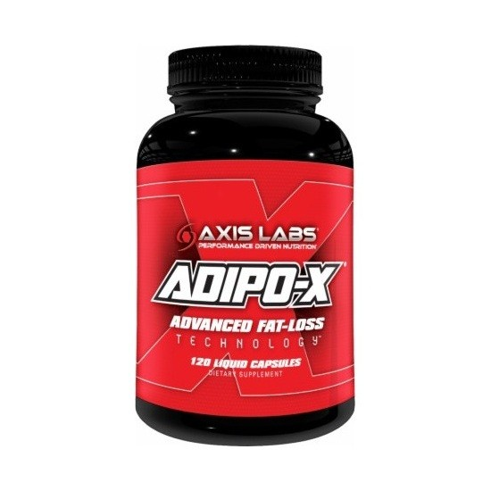Axis Labs Adipo - X (120)