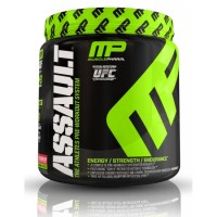 MusclePharm Assault NEW (435 g. 30 порций) Muscle Pharm