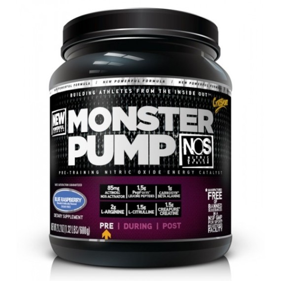 Cytosport Monster Pump (1.32 lb, 600 g.)