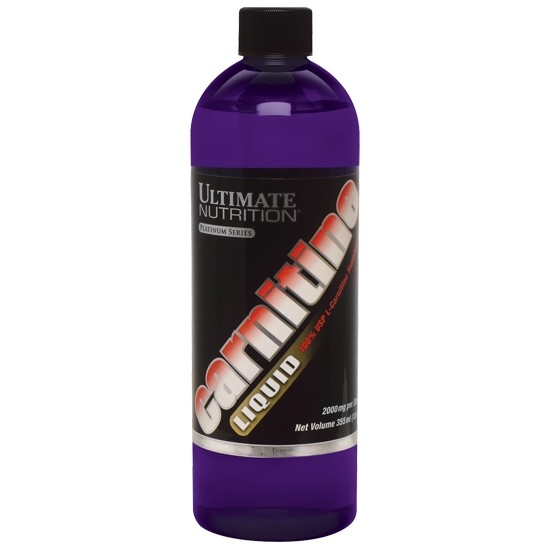 Ultimate Nutrition Liquid L-Carnitine (340ml. 22serv.) -