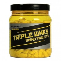 Multipower Triple Amino whey tablets  (300)
