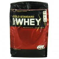 Optimum Nutrition 100%  Whey protein Gold Standard (4540г.)