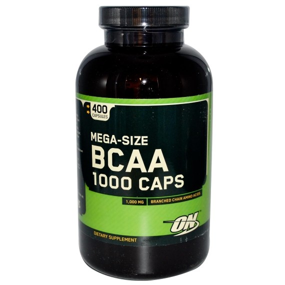 Optimum Nutrition BCAA 1000 Caps (400) ON