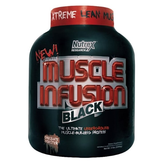 Nutrex Muscle Infusion Black (2270 g.) -