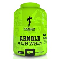 MusclePharm Arnold Iron Whey 5lb (2270 g.) Muscle Pharm