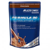 Multipower Muscle Formula 80 Evolution (510 g.)