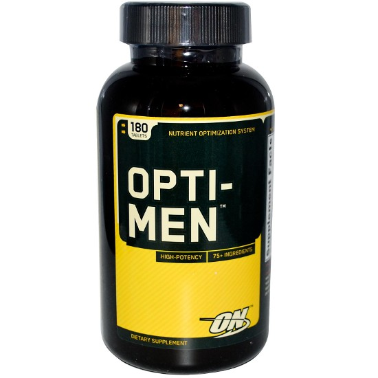 Optimum Nutrition Opti-Men (180) ON -