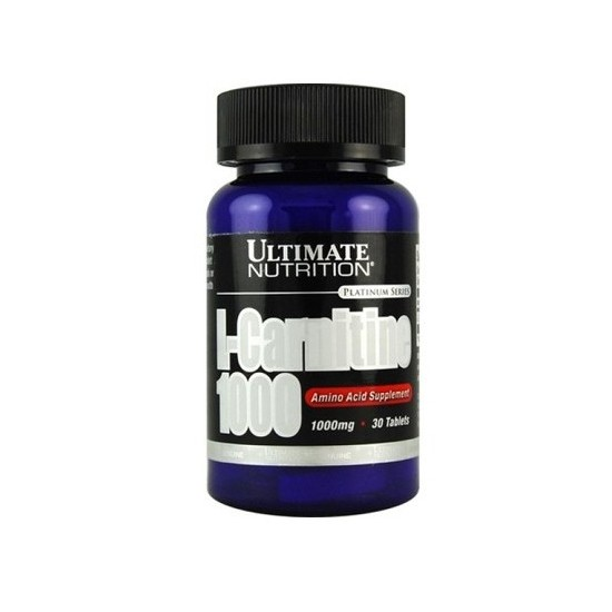 Ultimate Nutrition L - Carnitine 1000 (30) -