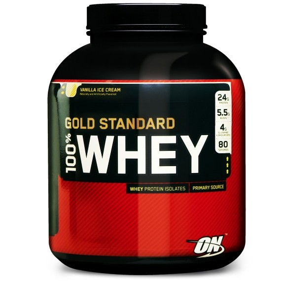 Optimum Nutrition 100%  Whey protein Gold Standard 5lb (2270g.) ON