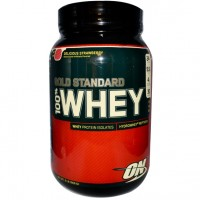 Optimum Nutrition 100% Whey protein Gold standard 2lb (909g.) ON