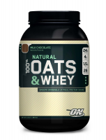 Optimum Nutrition 100% Natural Oats & Whey 3lb (1363g.) ON