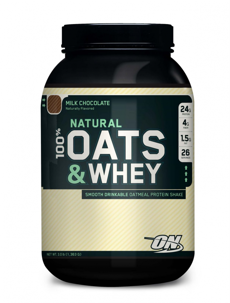 Optimum Nutrition 100% Natural Oats & Whey 3lb (1363g.) ON -